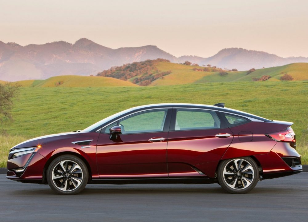 Ремонт Honda CLARITY FUEL CELL в Минске