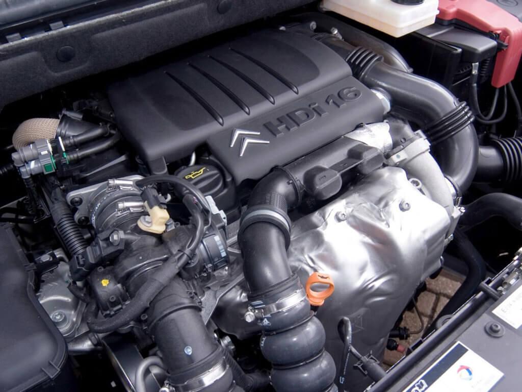 Ремонт дизельных двигателей Citroen в Минске
