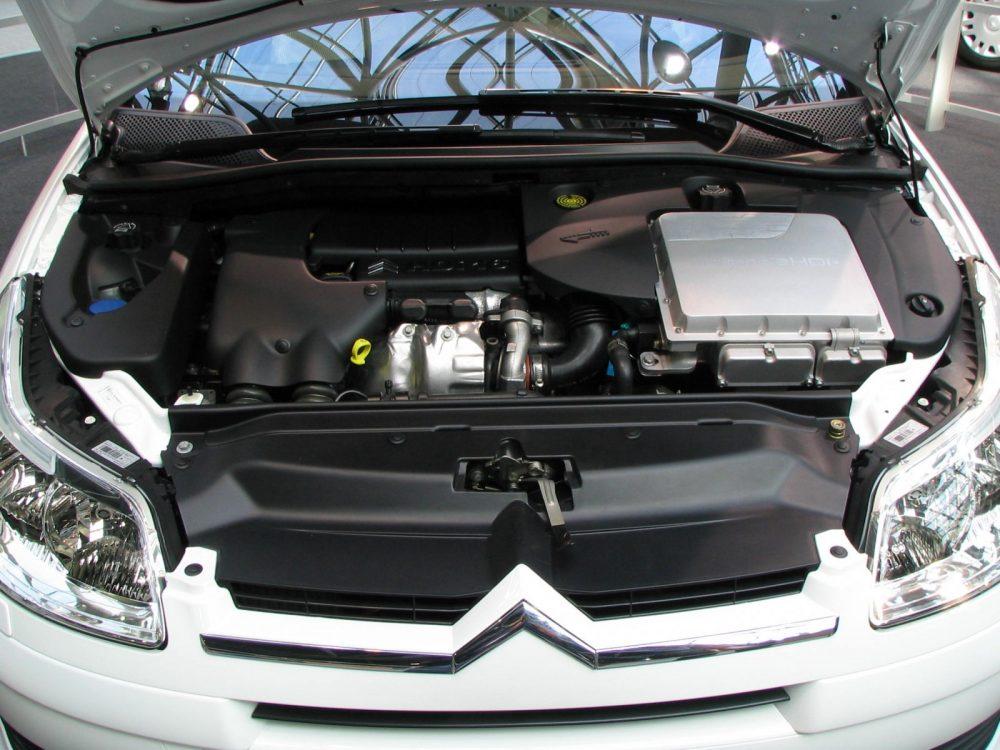 Ремонт гибридных двигателей Citroen в Минске