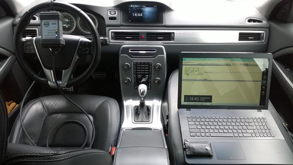 Диагностика Volvo перед покупкой в Минске
