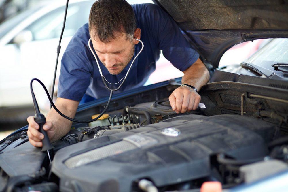 Диагностика дизельных двигателей Volvo в Минске