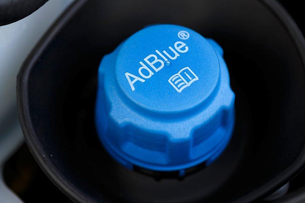 Отключение системы AdBlue