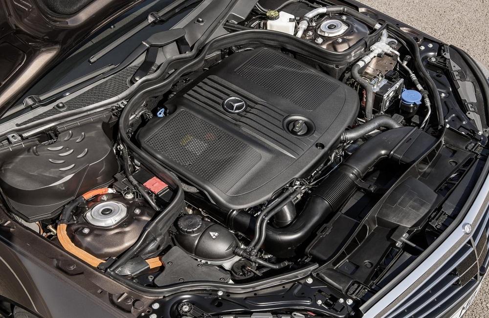 Ремонт двигателя Mercedes в Минске