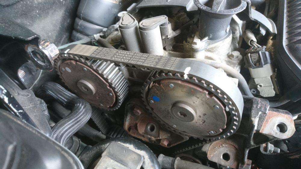 Замена ГРМ Mazda в Минске