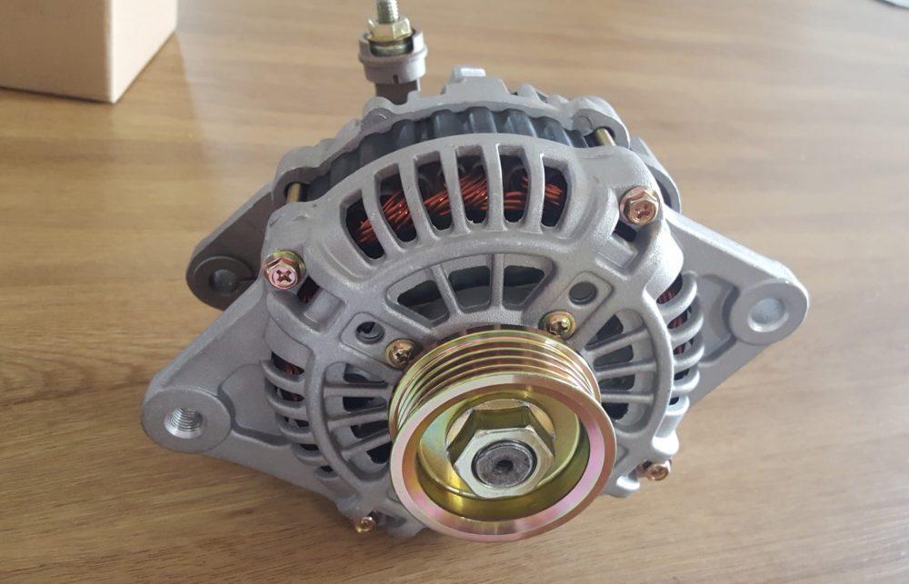 Замена генератора Mazda в Минске
