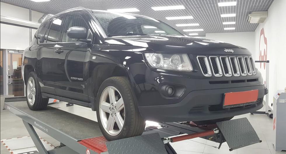 Диагностика Jeep в Минске