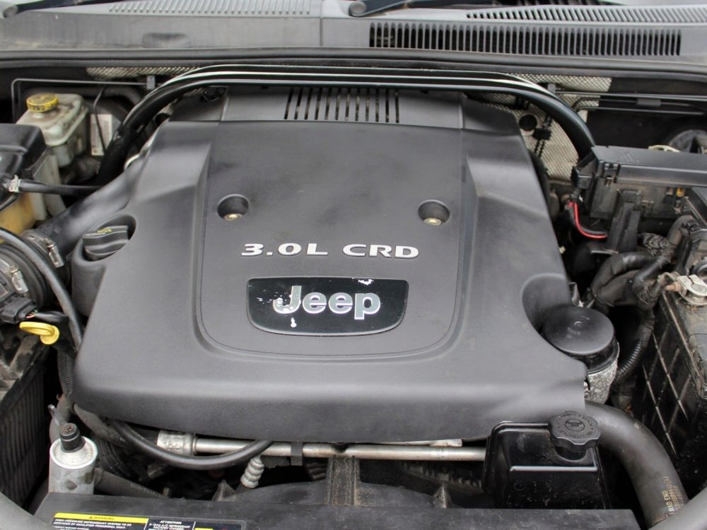 Ремонт дизельных двигателей Jeep в Минске