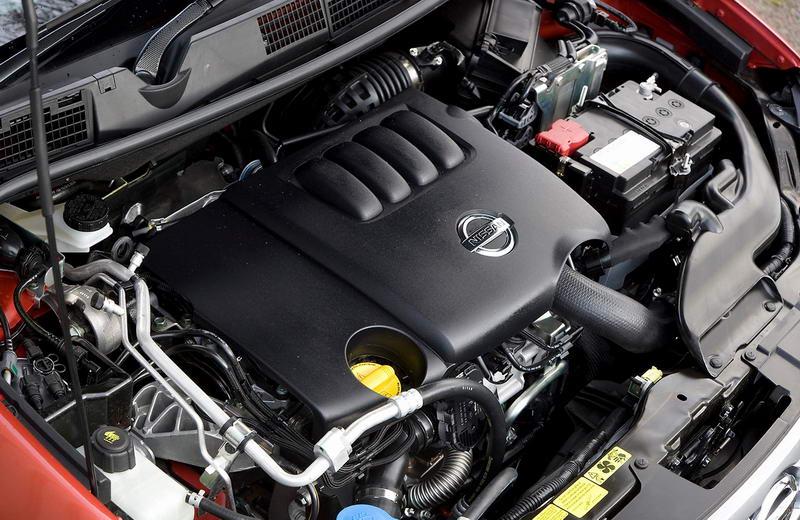 Ремонт бензиновых двигателей Nissan в Минске