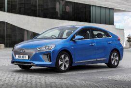 Ремонт Hyundai Ioniq Electric