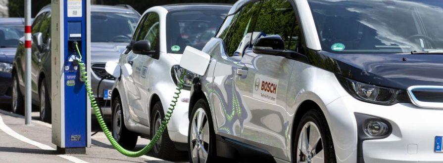 Ремонт и диагностика электромобилей